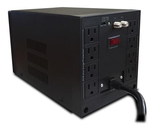 regulador voltaje cdp r avr 5008 5000va 2500w, 8 tomas. 120v