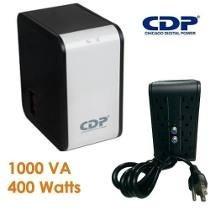 regulador voltaje cdp r2c-avr 1008 400w spramb 809-412-4393