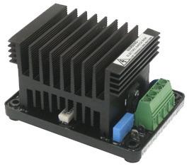 regulador  voltaje electrónico para grupo electrógeno avr40