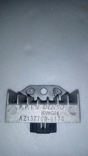 regulador voltaje original denso honda new cg 150 2016/18