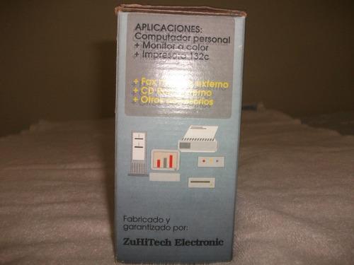 regulador zuhitech zuhipoint pc-r 600 va