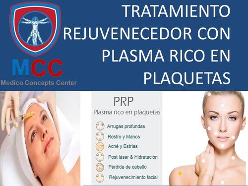 rehabilitacion, terapia fisica y plasma rico en plaqueta
