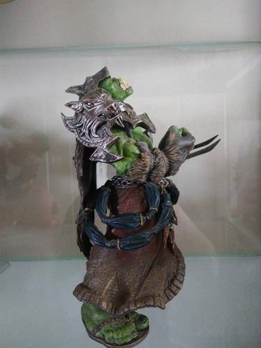 rehgar earthfury orco shaman dc unlimited warcraft wow