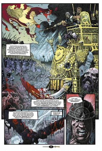 rei conan: a cidadela escarlate