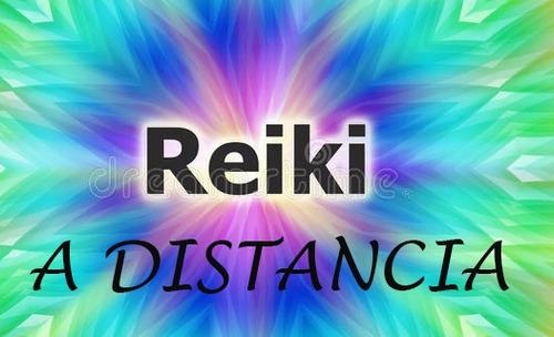 reiki a distancia x 1 sesion