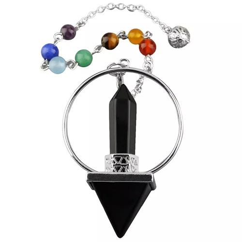 reiki curación 7 chakra obsidiana