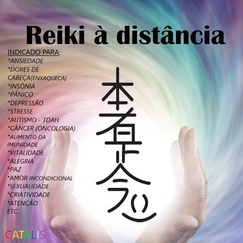 reiki à distância - alinhamento energético