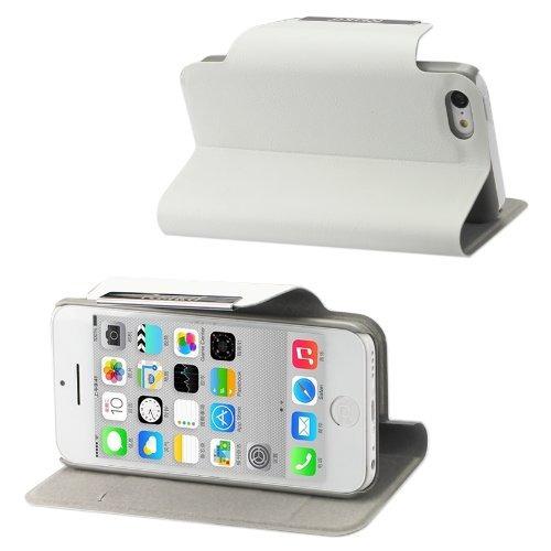 fb8017d96a7 Reiki Funda De Piel Con Tapa Para Apple iPhone 5 C Minoris ...
