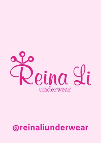 reina li underwear  l´amour  corpiño medio push up (85)