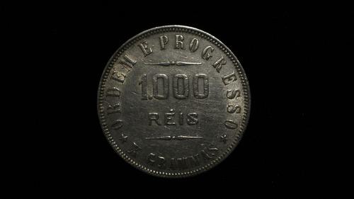 réis brasil moeda