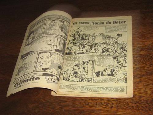 reis do faroeste 2ª série nº 48 setembro /1965 editora ebal