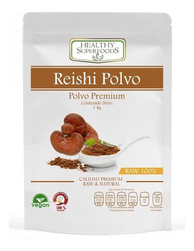 reishi organico polvo 1 kg envio gratis