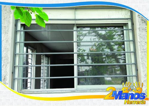 reja 12 mm 100x60 para ventana excelente calidad, muy fuerte
