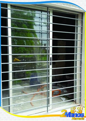 reja 12 mm 80x40 para ventana excelente calidad, muy fuerte