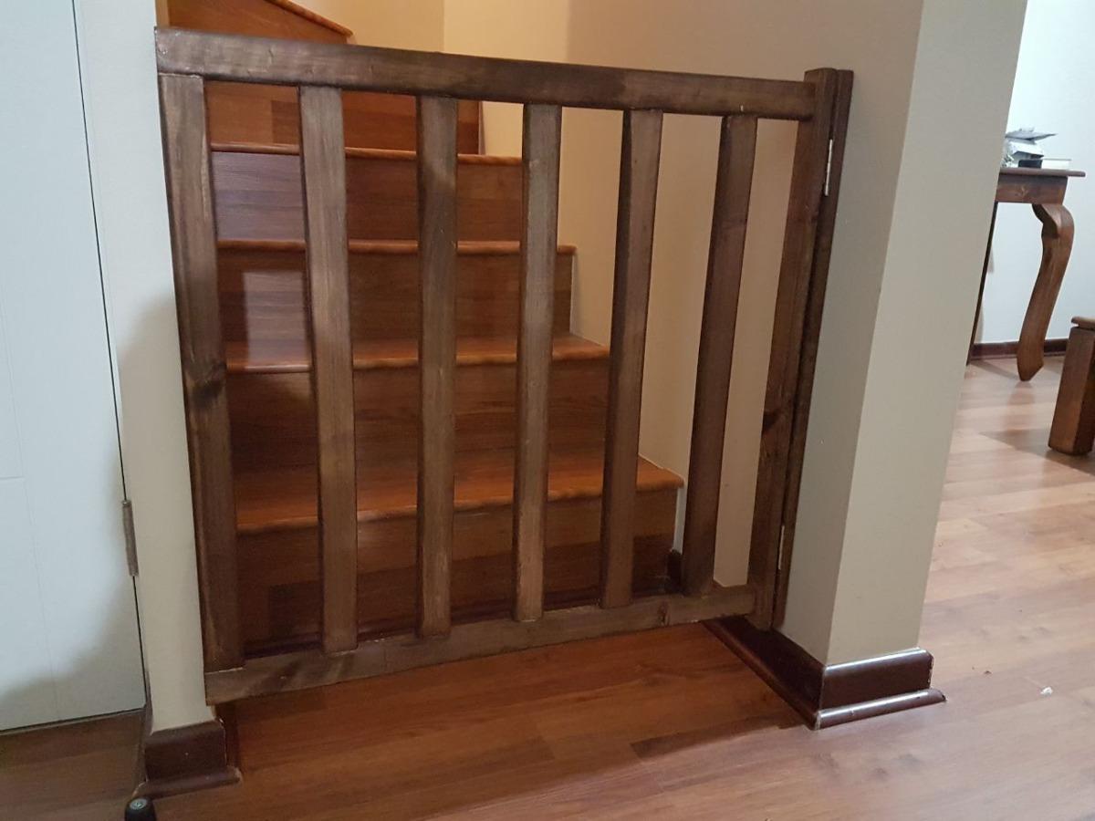 Reja De Seguridad Para Escalera ( Bebe) - $ 29.900 en Mercado Libre