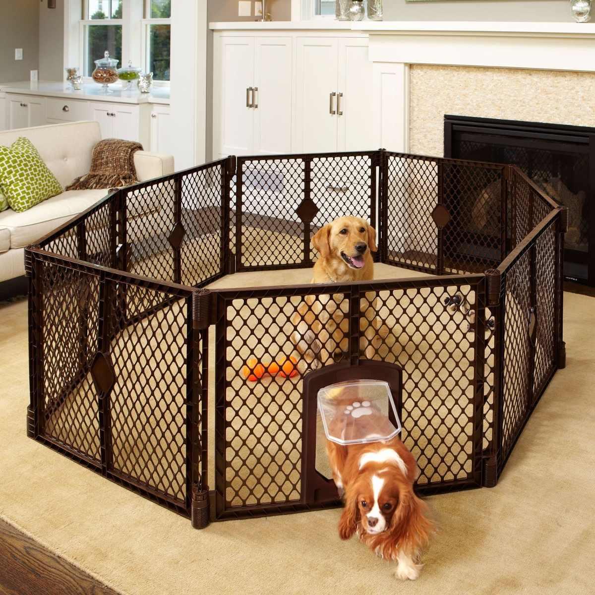 Reja De Seguridad Para Perro Gato Mascotas Petyard 8