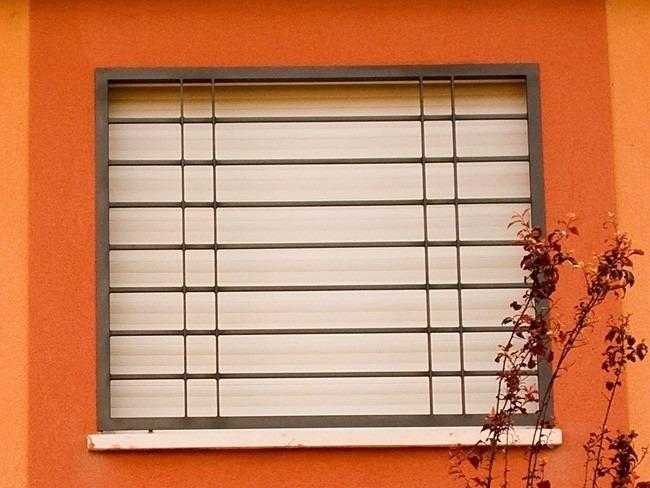Reja herreria pintura de interior y exterior - Pintura para rejas ...