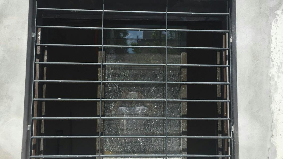 Reja para ventana en mercado libre for Rejas de hierro precios