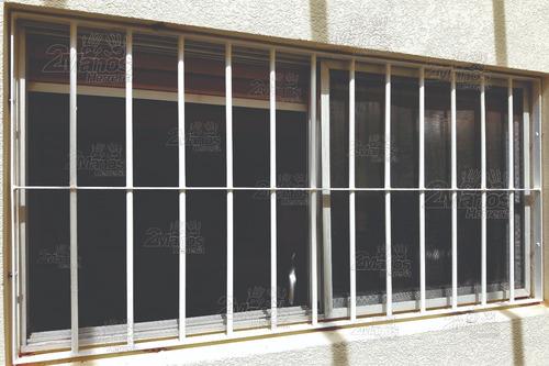 reja para ventana varillas 16 mm listas para colocar seguras