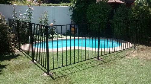 reja piscina tradicional