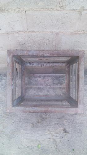 reja protectora para aire acondicionado de ventana nuevo