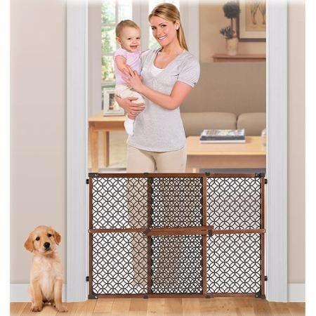 Reja puerta de seguridad para bebe summer infant nb - Seguro para puertas bebe ...