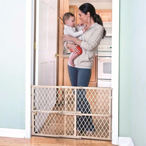 reja puerta seguridad bebes,niños  evenflo +envio gratis