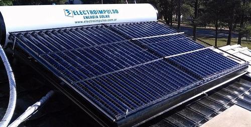 reja tejido antigranizo protector termotanque solar 30 tubos