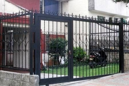 rejas, cercas, portones, ventanas en hierro desde $500m²