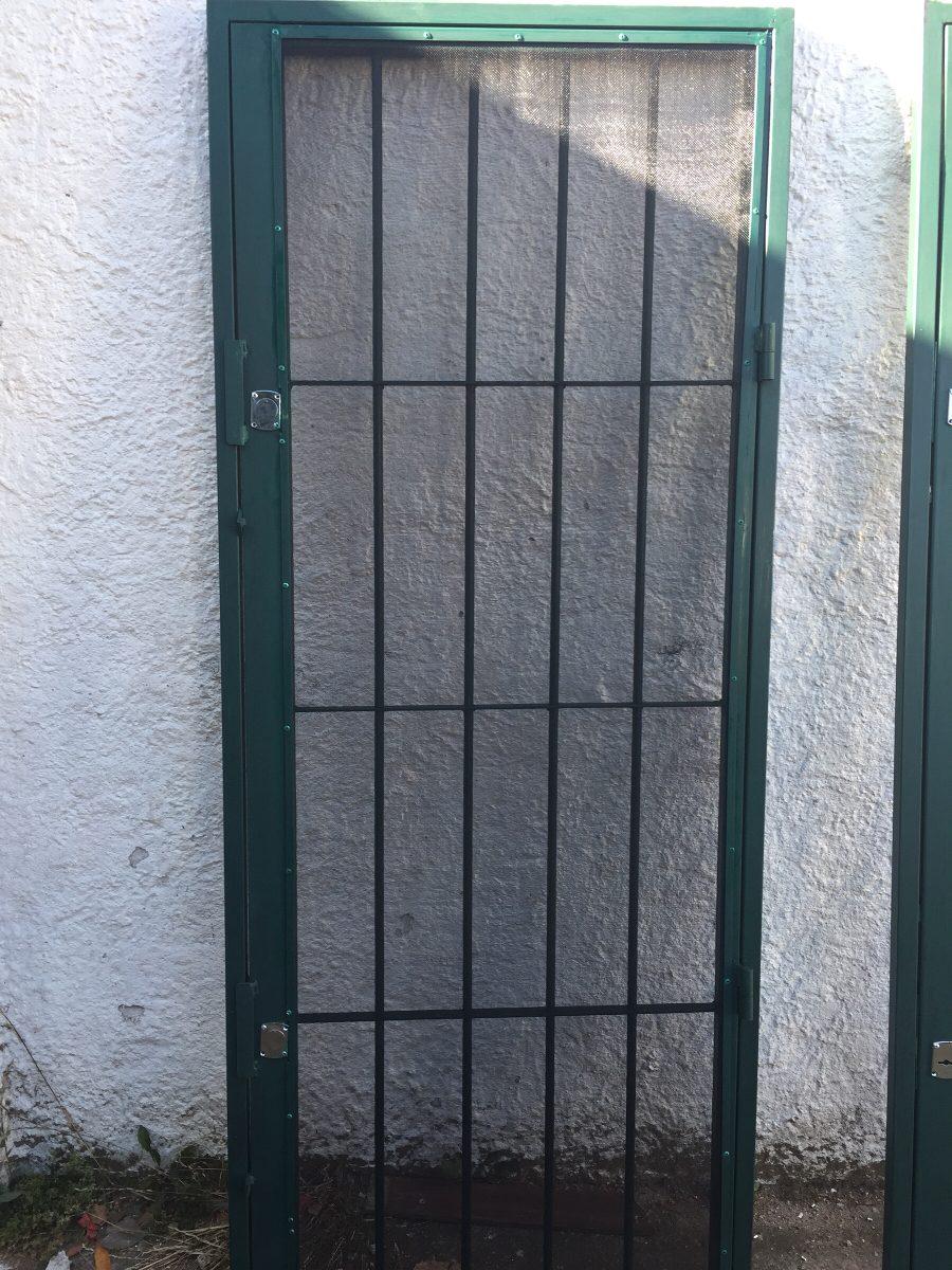 Rejas con mosquitero hierro 12 14 16 puertas ventanas for Ventanas de madera mercadolibre argentina