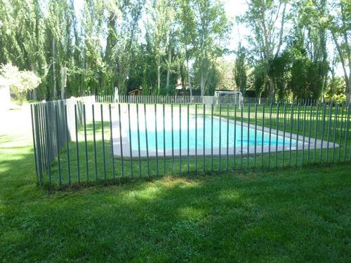 rejas para piscinas
