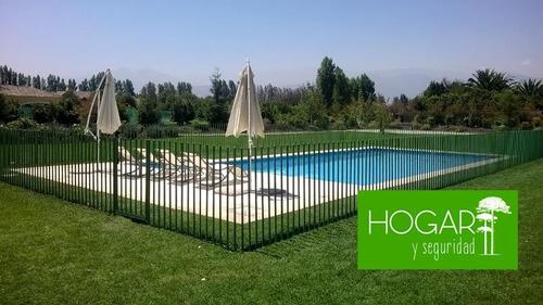 rejas para piscinas - peinetas y tradicional