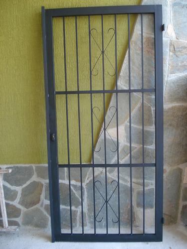 Rejas para puerta principal bs en mercado - Verjas para puertas ...