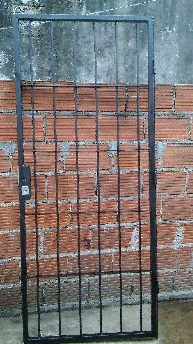 Rejas Para Puertas - $ 2.600,00 en Mercado Libre