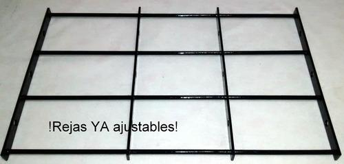 rejas para ventanas - solución inmediata - cotizamos ahora