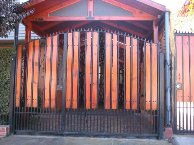 Rejas portones cobertizos en mercado libre for Rejas de madera