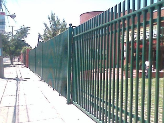 Rejas portones cobertizos en mercado libre for Rejas y portones