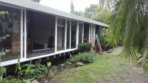 rejas portones cortinas arrollables canoas techos soldadura