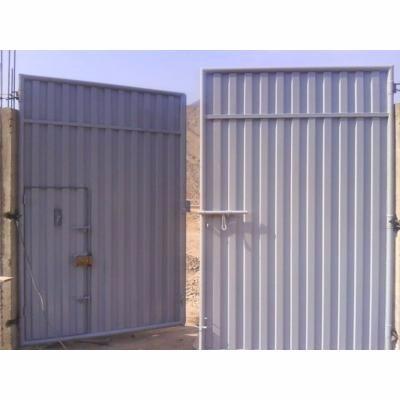 Rejas portones puertas metalicas lima s 1 00 en for Modelos de puertas metalicas para viviendas