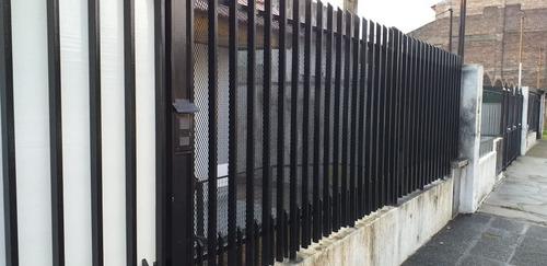 rejas - puertas - barandas - herreria en gral.-