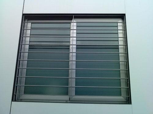 rejas  ventanas - trabajos a medida