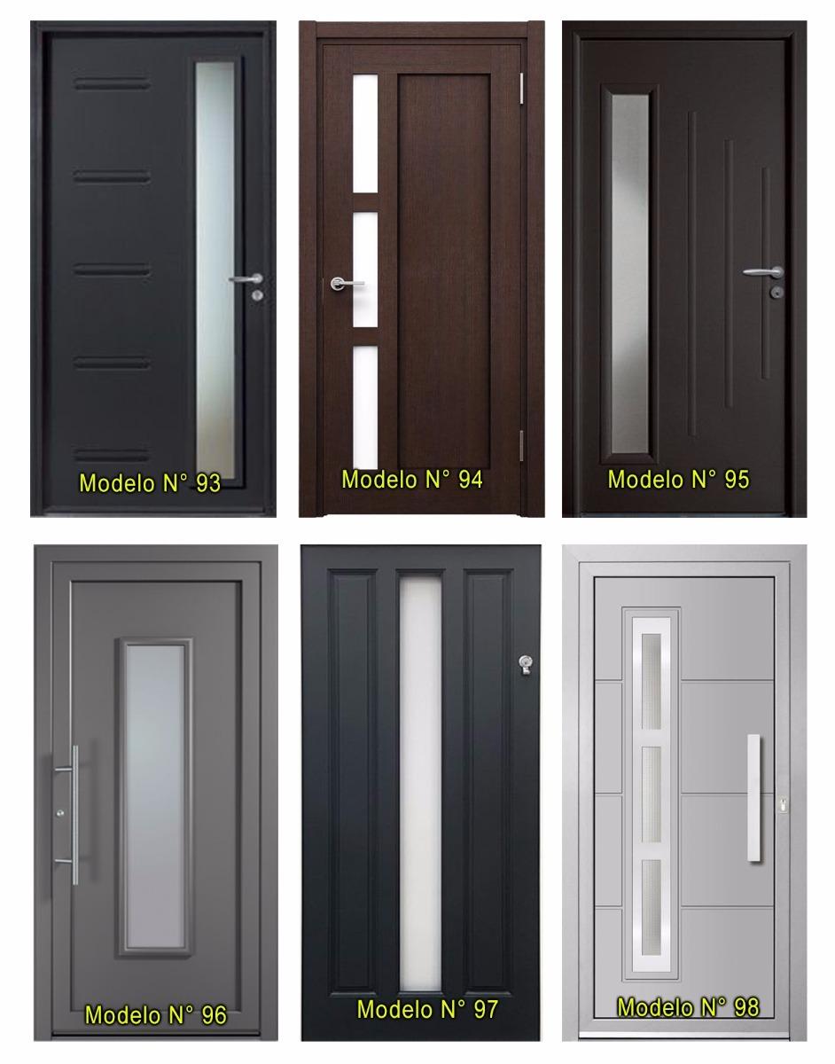 Rejas y puertas de seguridad para casas y apartamentos for Puertas de casa exterior