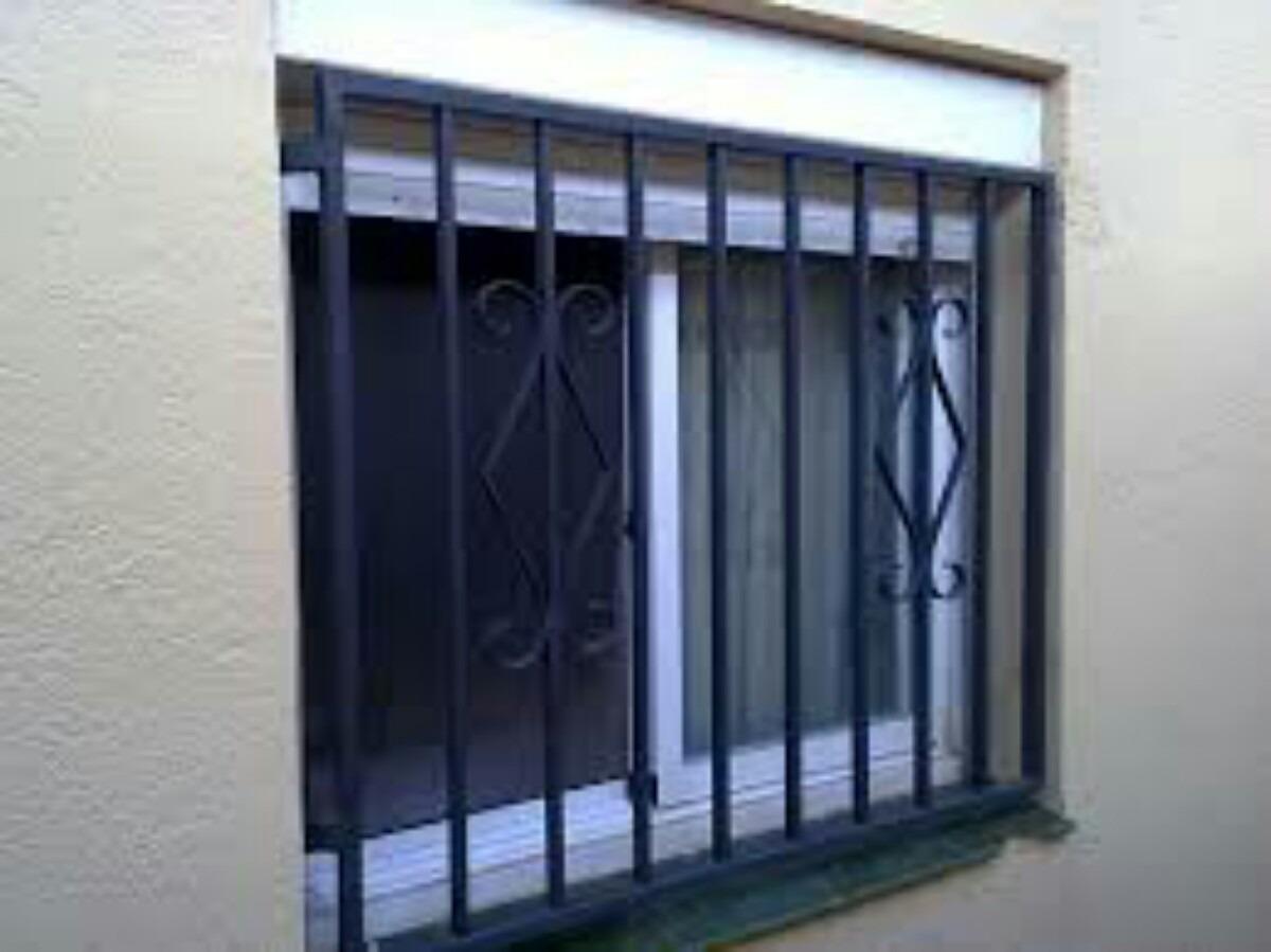 Rejas y puertas rejas herreria en general 428 00 en for Puertas de reja