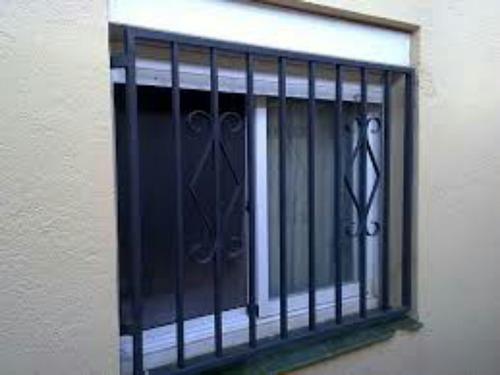 rejas y puertas rejas, herreria en general