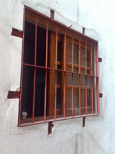 Rejas y puertas rejas prontas para colocar nuevas 1 for Cuanto sale una puerta