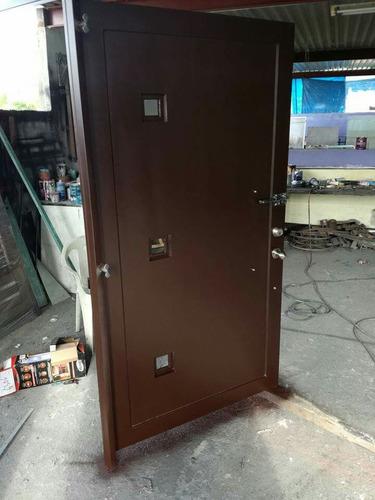 rejas y puertas y portones de seguridad blindados la rosa