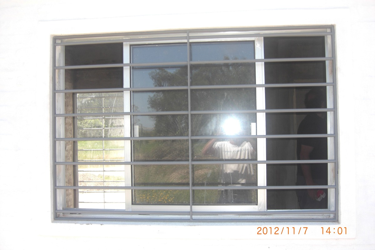 Rejas portones cerramientos techos etc herreria en gral for Cuanto sale una puerta