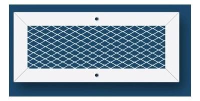 rejilla 40x20 - interpolar - sala de gas metal expandido