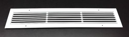 rejilla 80x10 - interpolar - rejillas de ventilación
