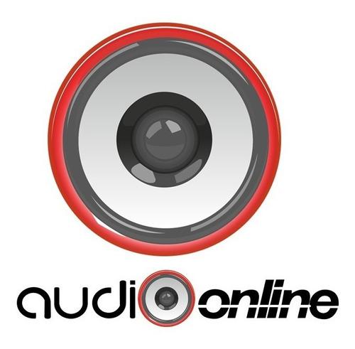 rejilla audio para
